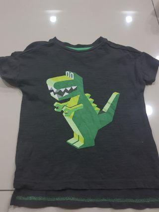 Next dino tshirt