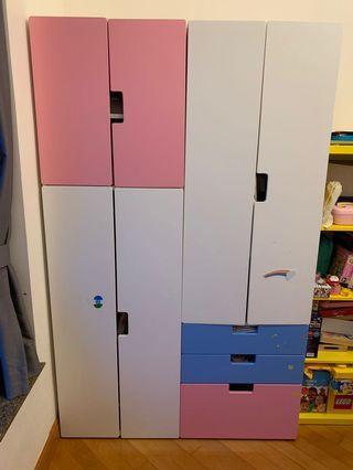 衣櫃 wardrobe