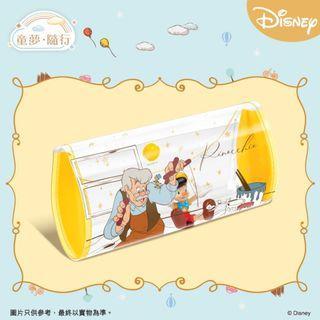 全新 7-11 Disney No. 8 - 木偶奇遇記橢圓形系列隨行袋 - 小木偶皮諾丘 (Pinocchio)