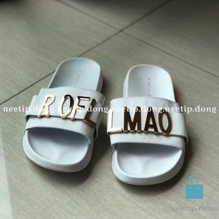 Vincci VNC Sandal Slipper Rofl Lmao