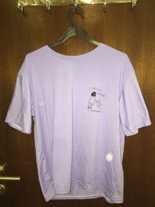 🚚 Purple Cute Shirt