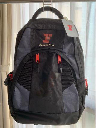 Baru fitness First sporty backpack
