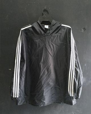 Adidas Big Logo Jacket Made In Japan