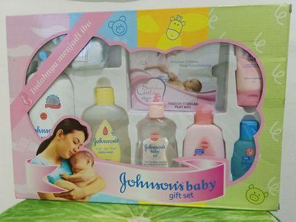 Johnson Baby Gift Set