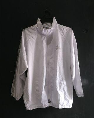 Stussy Sport White Color Jacket Made In USA