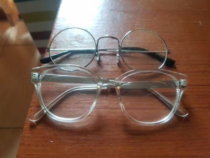 透明框造型眼鏡