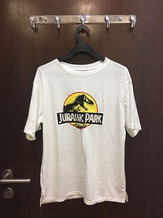🚚 Jurassic Park Tshirt