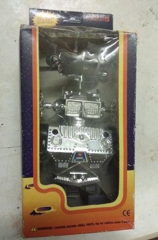懷舊收藏 香港制造玩具 RADAR ROBOT
