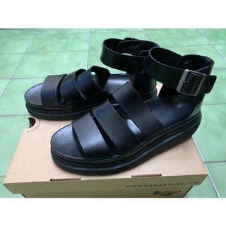 🚚 9成新Dr.Martens馬汀涼鞋UK8/US10/EU42黑色