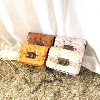 Clarion Marble bag