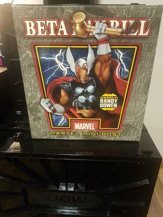 Bowen Marvel Thor Beta Ray Bill Bust #717 BNIB 100% Original