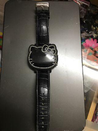 Chouette x kitty 手錶