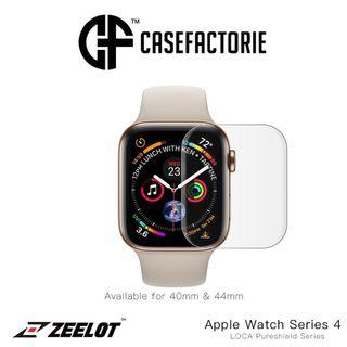 ZEELOT LOCA Tempered Glass Apple Watch Series 4 40/44mm