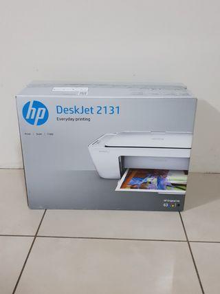 HP Deskjet 2131 Printer and Scanner