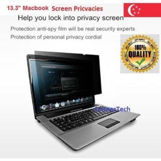 MacBook 13.3 Inch Screen Privacy Filter