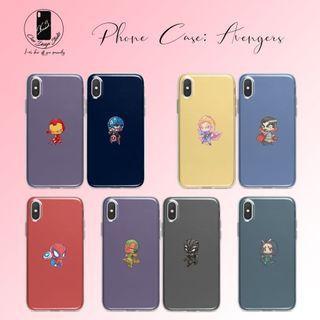 🚚 Phone Case: Avenger