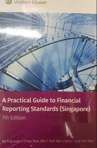 A Practical Guide to Financial Reporting Standards ( Singapore ) 7th Edition