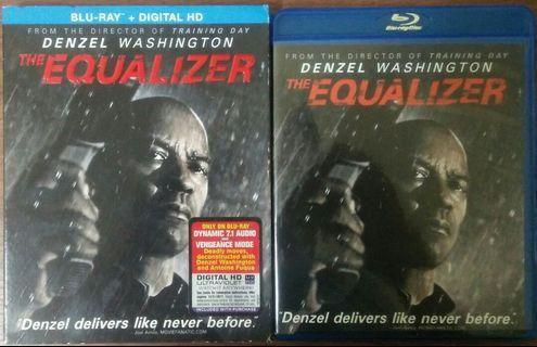 Blu Ray The Equalizer
