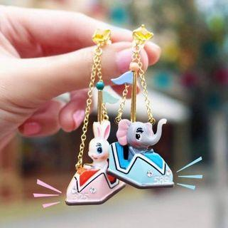N2 joyland earrings (clip)