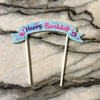To Bless: [FOC] Fairy Cake Topper