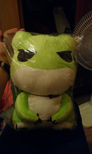 🚚 旅行青蛙玩偶