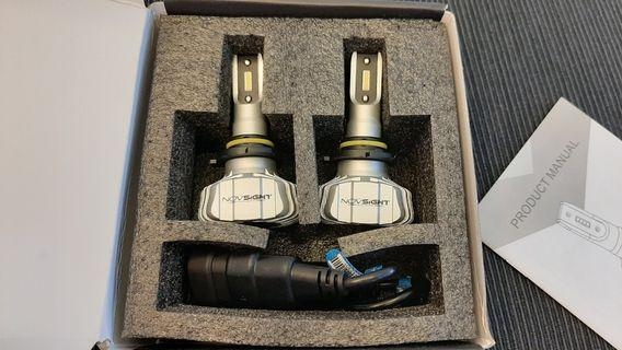 NOVSIGHTS N15 LED Headlights Conversion Kits Light