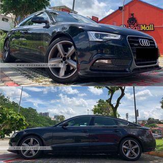 Audi A5 Sportback 2.0 Turbo for lease
