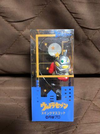 全新 日版 RUN'A廠 Tsururays 円谷 Ultraman 咸旦 咸蛋 鹹蛋超人 7號 七星俠 夜光 吸盤 景品 Figure