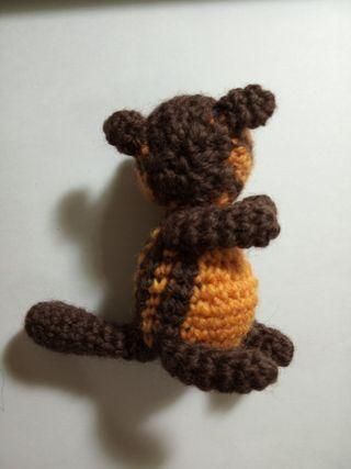 🚚 自製編織松鼠