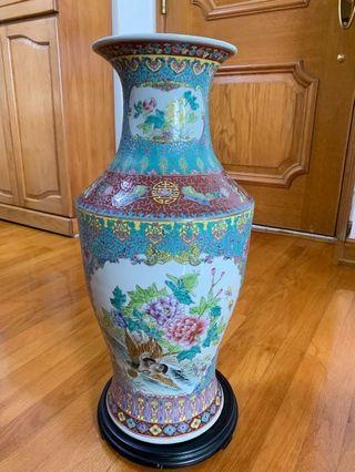 古董花瓶 乾隆花瓶 Qianlong Vase