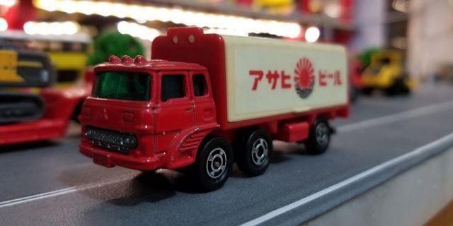 (日製) Tomica Fuso Truck Series