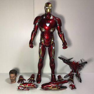 🚚 Hot Toys Iron Man Mark L (Mark 50)