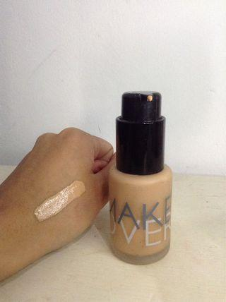 Make Over Foundation #mauthr