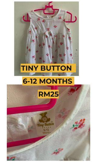 Dress Tiny Buttons