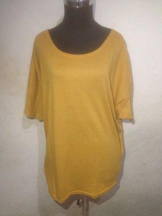 #MAUTHR Yellow Top - DA