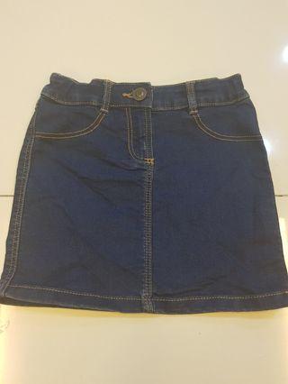 LC Waikiki Jeans Skirt