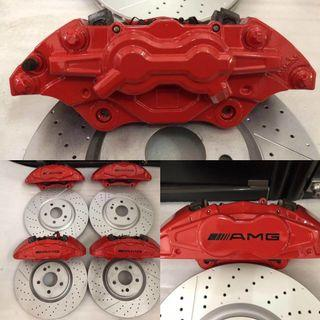 a45 orginal caliper Brake Kit