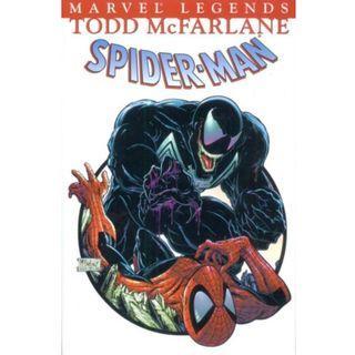 Marvel Legend Spiderman TPB