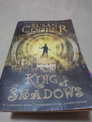 Susan Cooper King of Shadows
