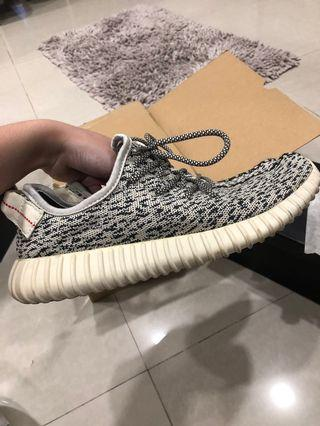 Fake yeezy turtle dove 350