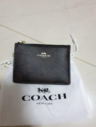 🚚 Coach Card  and coin Holder- reserved