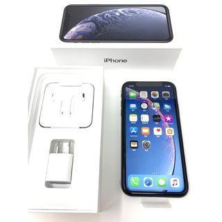 iPhone XR 64G 黑 9成9新 附無線充電