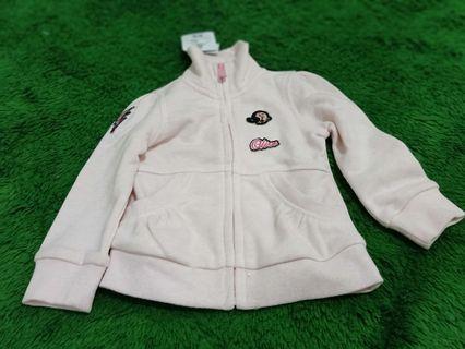 Jaket bayi merk baby popeye