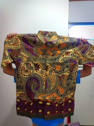 Kemeja Batik Pekalongan