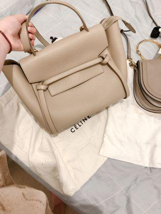 抵‼️Celine Belt Bag mini
