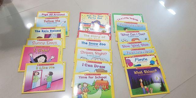 Children Story Books scholastic books by maria fleming