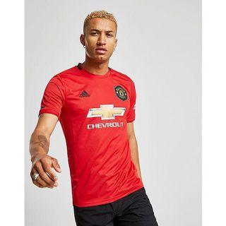 Adidas Manchester United FC 19/20 Home Shirt