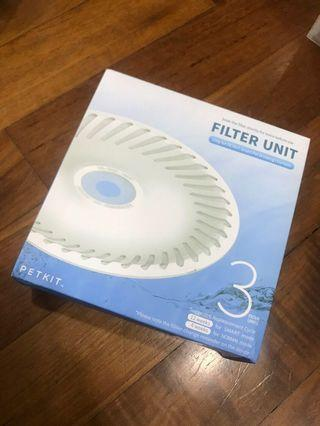 🚚 Filter for Pet Kits water feeded