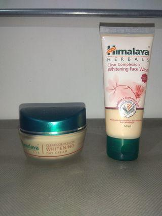 #mauthr Himalaya Cream & Face wash