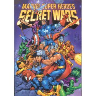 Marvel Superheroes Secret Wars TPB
